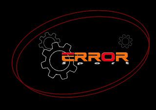error sport
