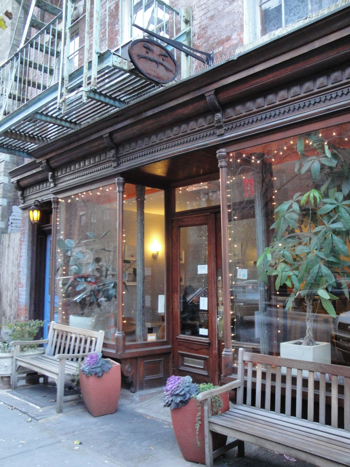 Cafe Grumpy Lower East Side New York Ny