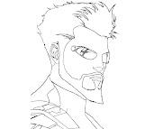 #7 Deus Ex Coloring Page