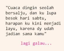 Kata Galau
