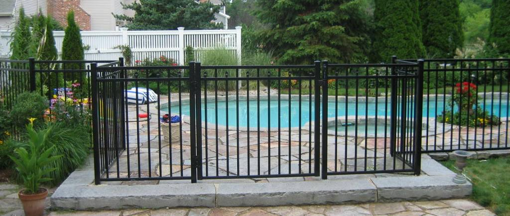 Decorative Metal Fencing Panels