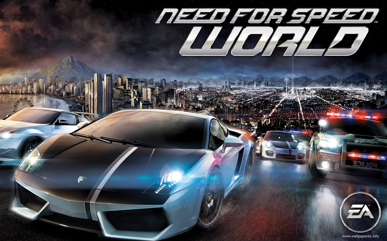 Need for Speed HD & Widescreen Wallpaper 0.0300750639530039