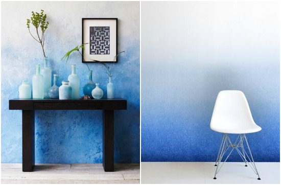 Indigo trend and how to use it at home