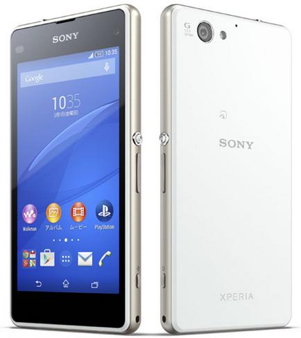 Harga spesifikasi Sony Xperia J1 Compat terbaru 2015