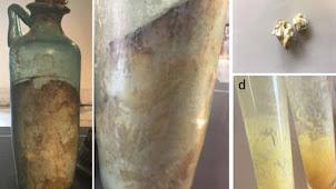 Italie : âgée de presque 2000 ans, voici la plus vieille bouteille d'huile d'olive au monde