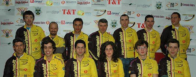 Foto oficial VasconhaBTT 2011