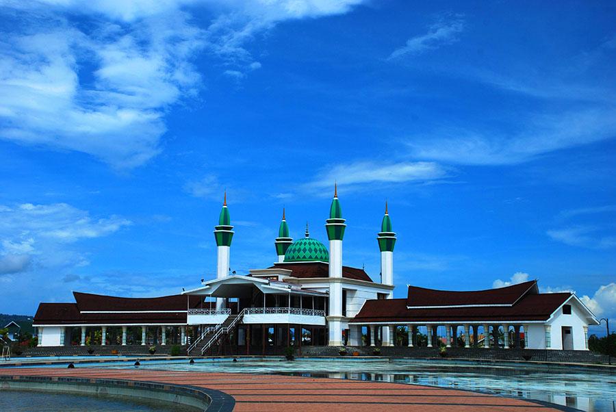 Masjidmasjid Indah di Indonesia