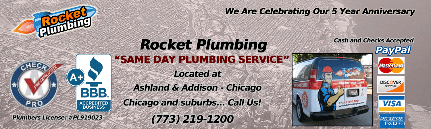 Rocket Plumbing Now Chicago