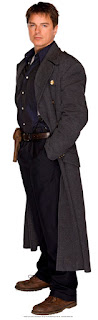 Captain Jack Harkness, from Doctor Who