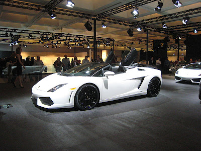 AUTO DEPORTIVO LAMBORGHINI GALLARDO LP560-4 CARRO VERSION ROADSTER