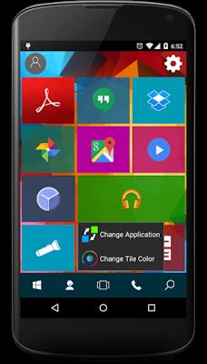 Win 10 Launcher Pro V1.5 Apk Terbaru-1