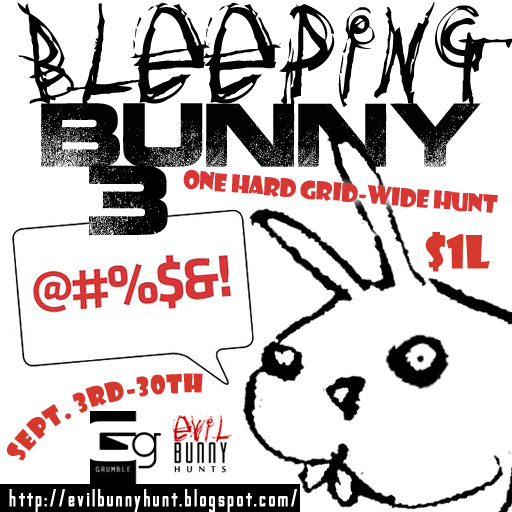The Bleeping Bunny Hunt 3 Designer Application
