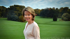 Queen Mathilde of the Belgians celebrates her 44th birthday