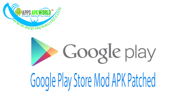 Google Play Store Patched + Installer Apk