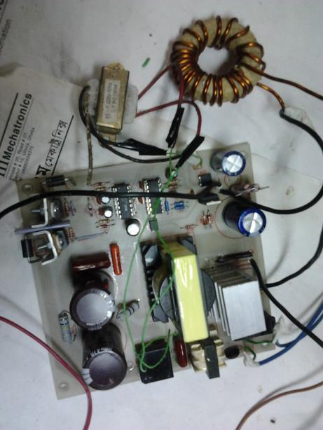 Inverter 300wat Sg3525