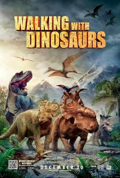 ดูหนังออนไลน์ เรื่อง : Walking Dinosaurs วอล์คกิ้ง วิธ ไดโนซอร์ เดอะ มูฟวี่