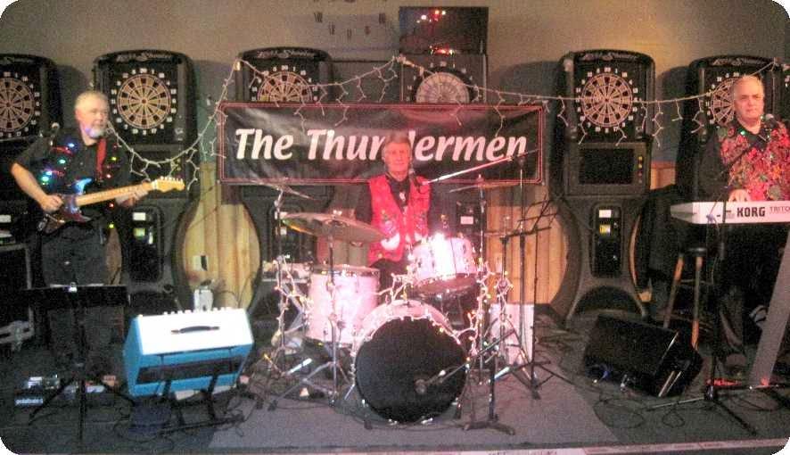 2014-12-26 at Sammy's Pub