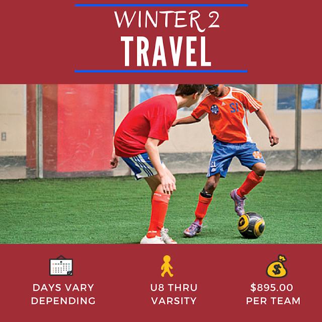 BucksMont Travel Soccer