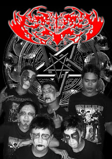 Patigeni 666 band Black Metal Cilacap Jawa Tengah Photo Artwork Wallpaper
