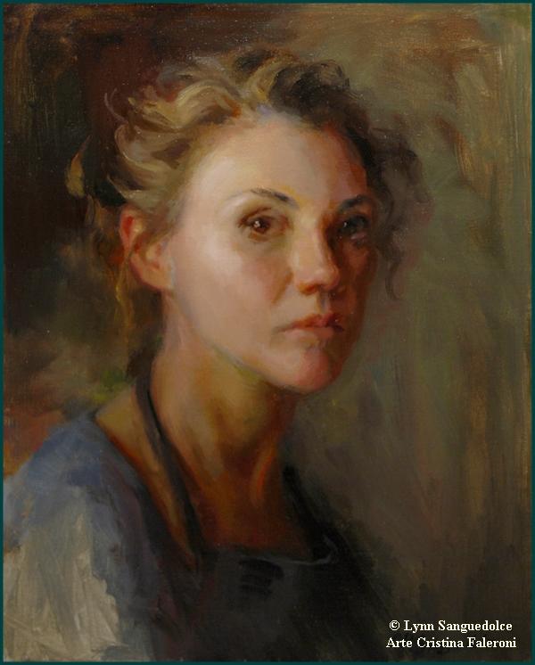 Lynn Sanguedolce.