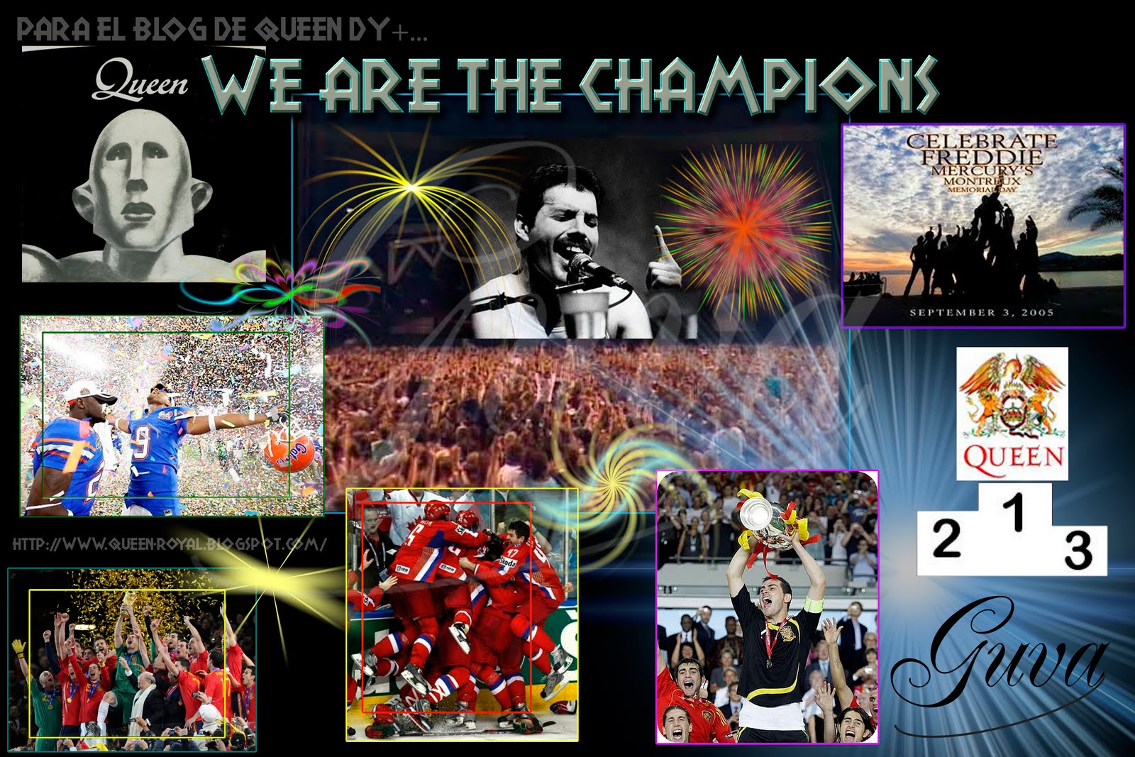 letra de la cancion we are the champions: