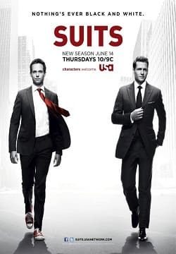 Série Suits - 1ª Temporada 2011 Torrent