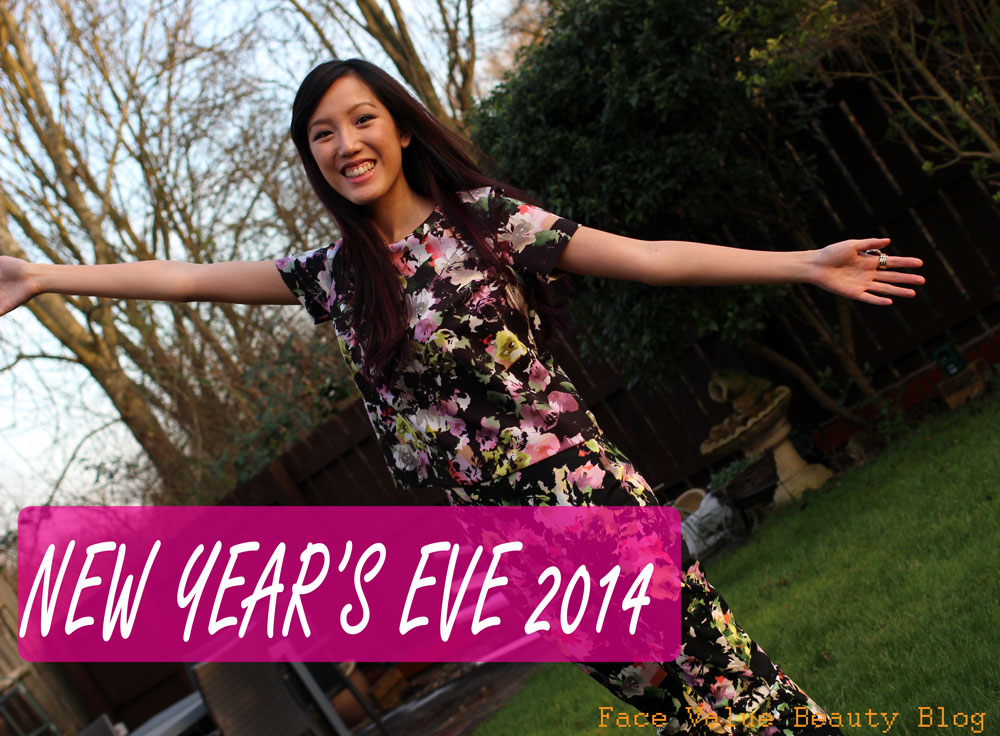 New Year's Eve Outfit : Cheap & Chic Floral Co-Ords