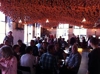 Gazi Restaurant, Exhibition Street, Melbourne CBD