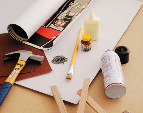 El hogar bricolgage y decoraci n manualidades decoraci n for Manualidades decoracion hogar