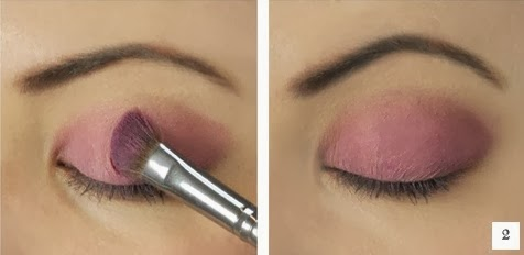 Pink Eyeshadow Tutorial