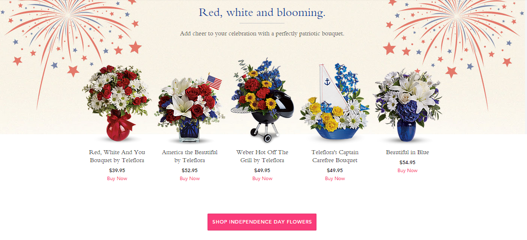 Teleflora Coupon Code And Promo Code 2016 4 Canada Day Celebration Ideas For July 1st