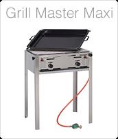 Grill master maxi