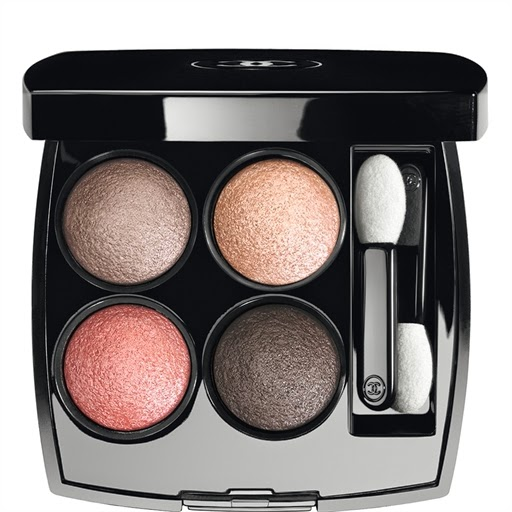 Les 4 Ombres Multi-Effecr Quadra Eyeshadow in Tissé Vendôme