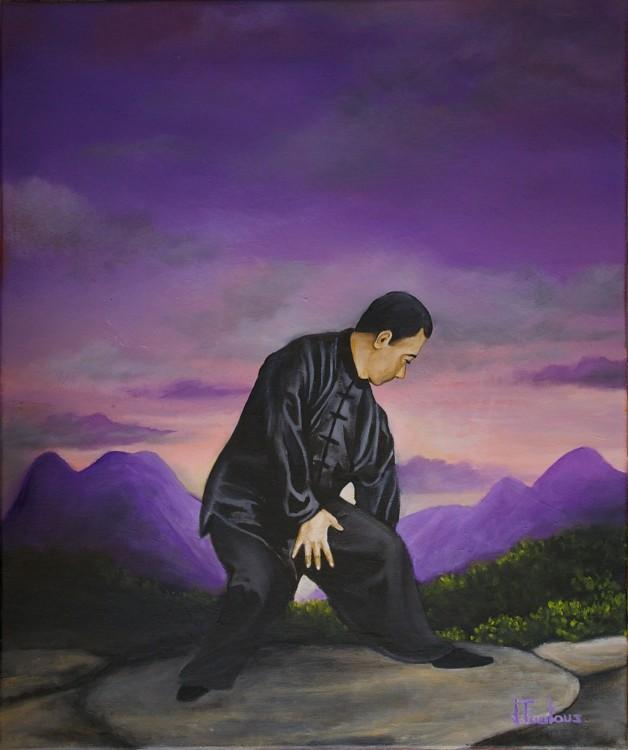 """Tai Chi Chuan"", por Joel Fautous"