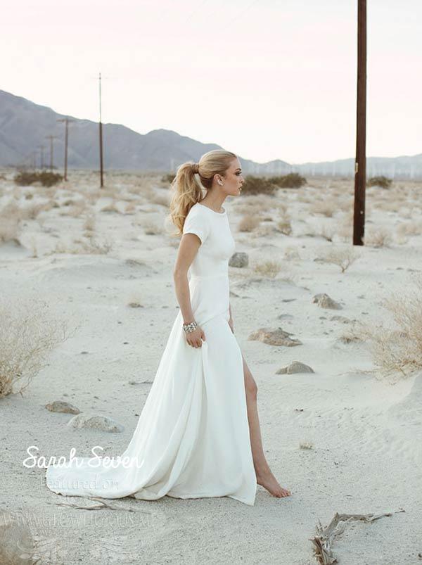 Dreaming Wedding Dress 6 Fresh Feminine Elegant Romantic u