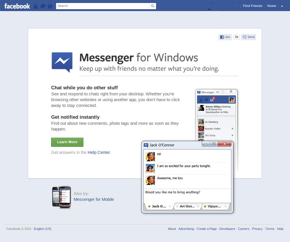 how to send gifs facebook mesenger