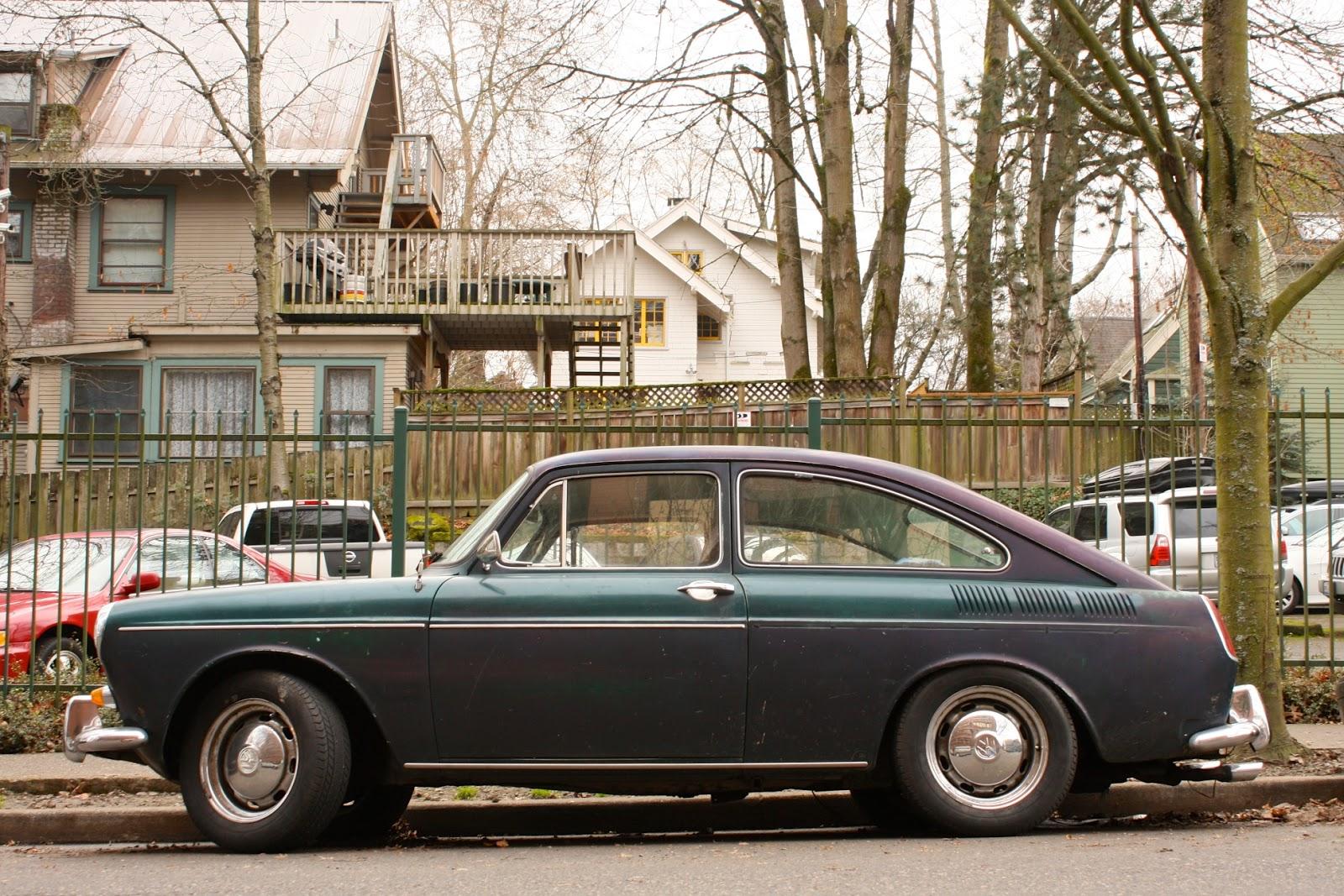 1968 Volkswagen Fastback.