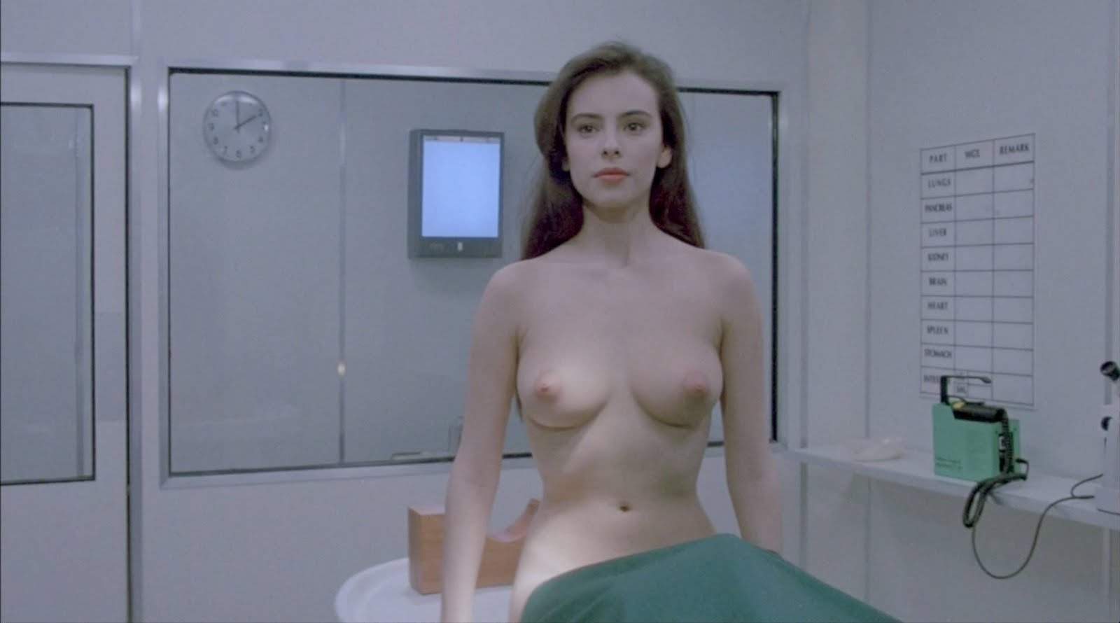 Vampire nude girl in movie scenes exposed images