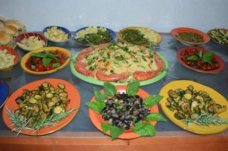 Pranzo Per Marito : Le cene di giò come preparare un buffet per persone in mezza