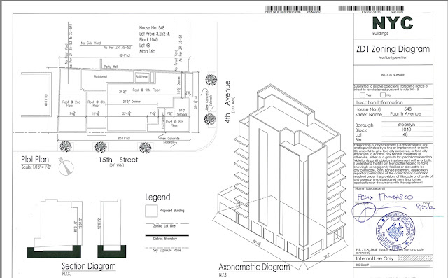 Imby a rear window view of brooklyns south slope 548s zoning diagram ccuart Gallery