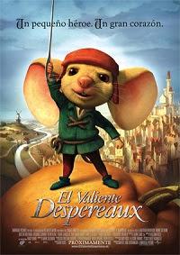 Ver El valiente Despereaux (2008) Online
