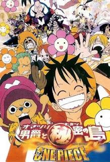 Đảo Hải Tặc 6: Baron Omatsuri Và Hòn Đảo Bí Mật - One Piece Movie 6: Baron Omatsuri And The Secret Island (2005) Poster