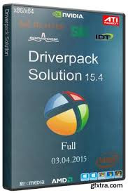Free Download DriverPack Solution 15.4