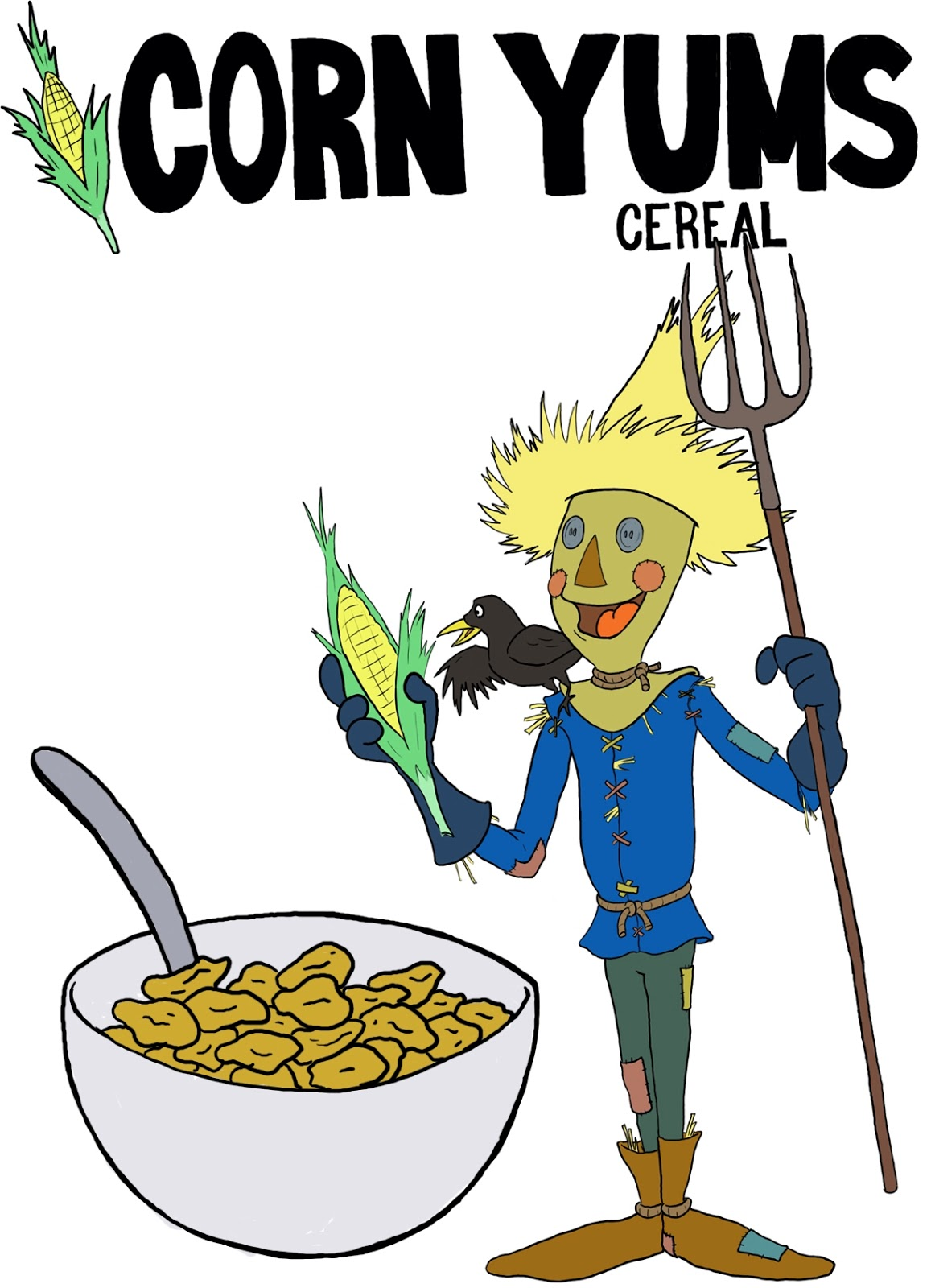 fysh's blog: More breakfast cereal mascots