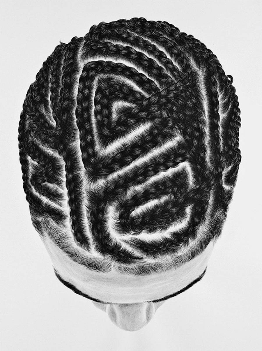 Kiss My Black Ads So Yoon Lym Braided Hairstyles Art Series
