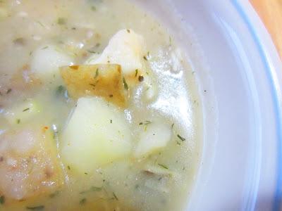 Chunky Chicken & Potato Soup by Raia's Recipes