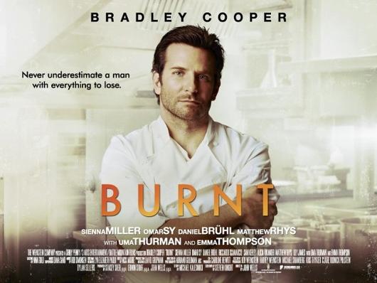 Subiektywna recenzja filmu Ugotowany Burnt Adam Jones 2015 / review / Bradley Cooper aktor