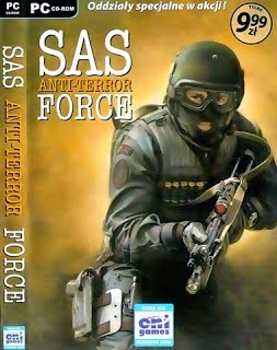 Game SAS Anti Terror Force RIP For PC  logo cover by www.jembercyber.blogspot.com