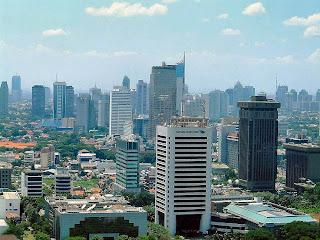 Kesan Pertama Terhadap Kota Jakarta