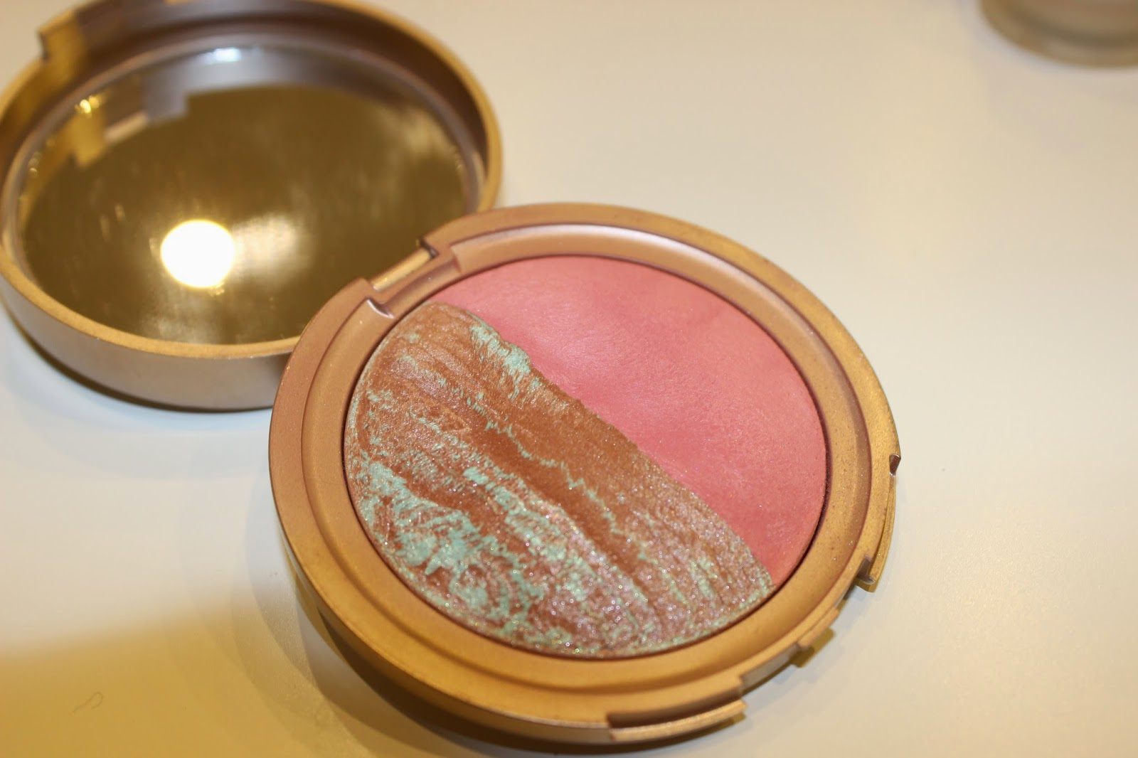 Kiko Sun Lovers Blush in 02 Copacobana Coral